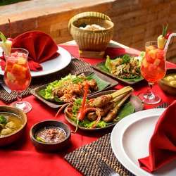 Balinese lunch